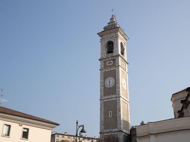 Il matrimonio di Dennis e Stefania a Capriolo, Brescia 40