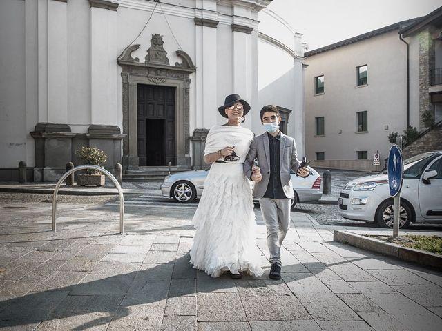 Il matrimonio di Dennis e Stefania a Capriolo, Brescia 49