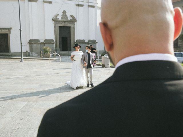 Il matrimonio di Dennis e Stefania a Capriolo, Brescia 50