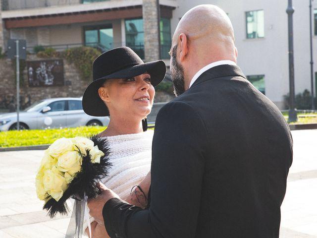 Il matrimonio di Dennis e Stefania a Capriolo, Brescia 52