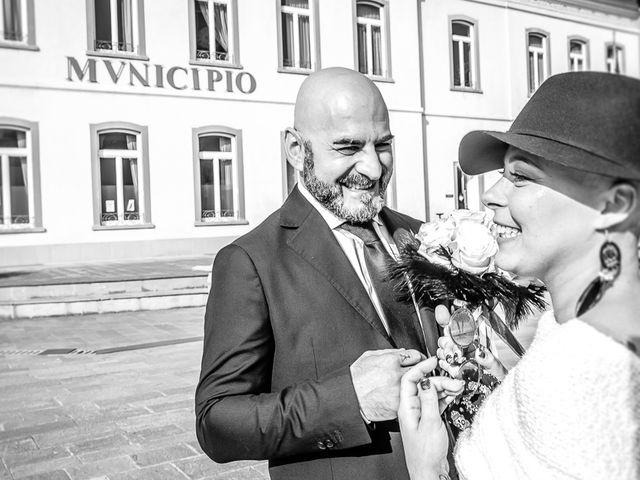Il matrimonio di Dennis e Stefania a Capriolo, Brescia 54