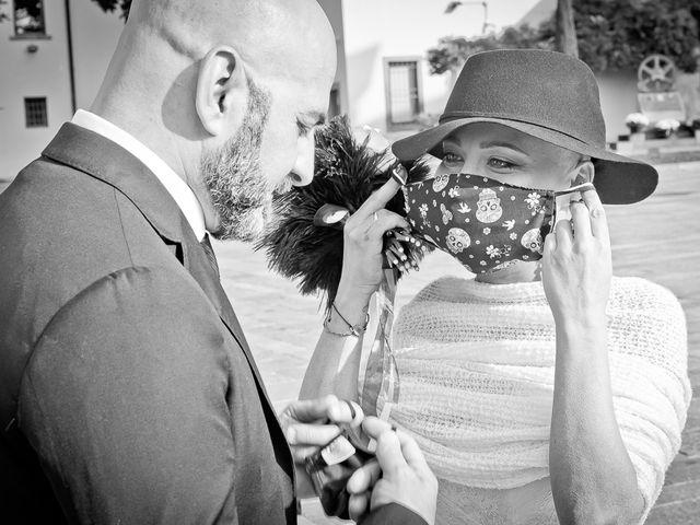 Il matrimonio di Dennis e Stefania a Capriolo, Brescia 55