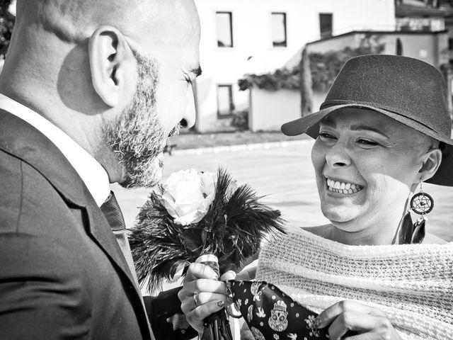 Il matrimonio di Dennis e Stefania a Capriolo, Brescia 56