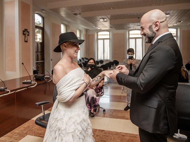 Il matrimonio di Dennis e Stefania a Capriolo, Brescia 62