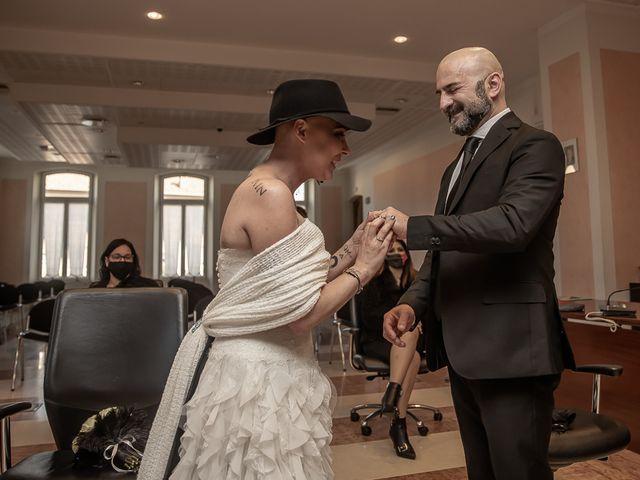 Il matrimonio di Dennis e Stefania a Capriolo, Brescia 65