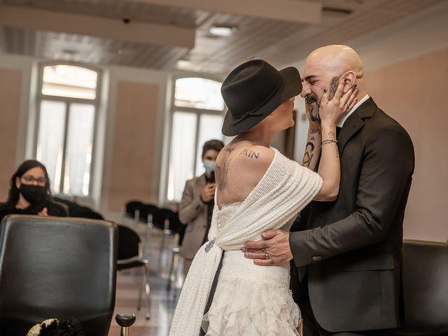 Il matrimonio di Dennis e Stefania a Capriolo, Brescia 69