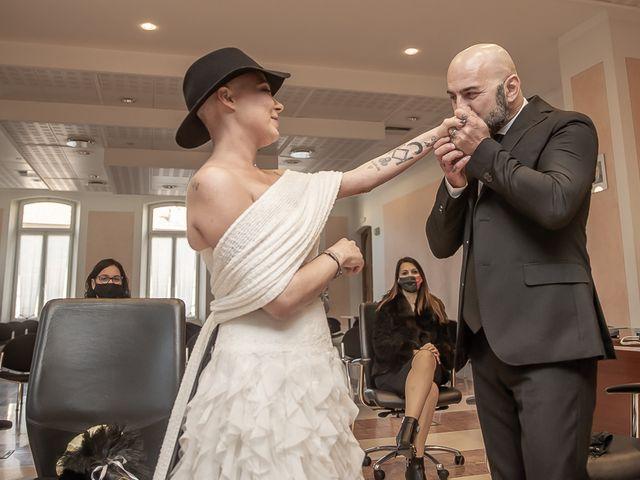 Il matrimonio di Dennis e Stefania a Capriolo, Brescia 70