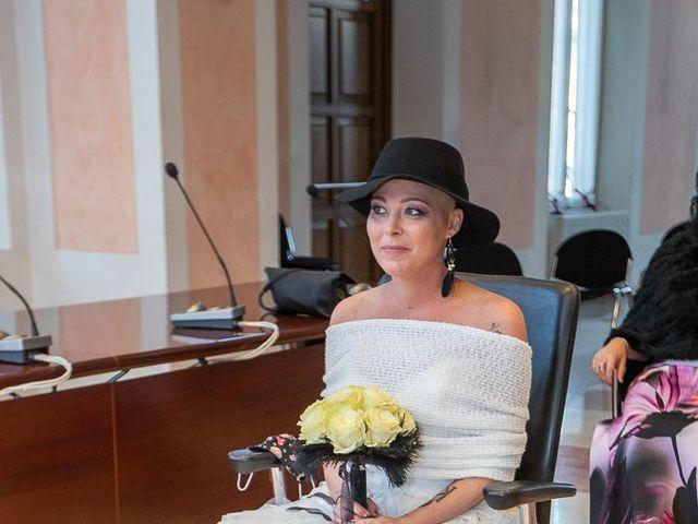 Il matrimonio di Dennis e Stefania a Capriolo, Brescia 71