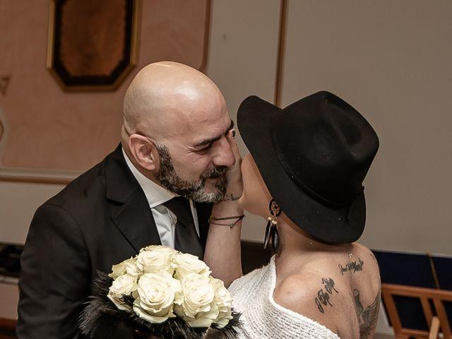 Il matrimonio di Dennis e Stefania a Capriolo, Brescia 72