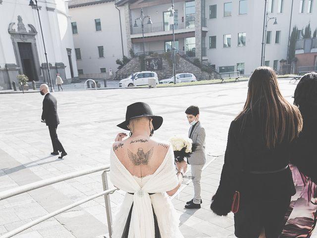 Il matrimonio di Dennis e Stefania a Capriolo, Brescia 73