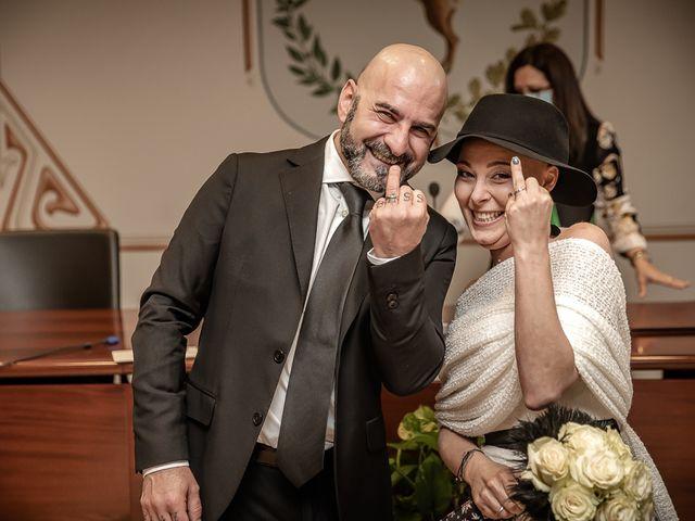 Il matrimonio di Dennis e Stefania a Capriolo, Brescia 81