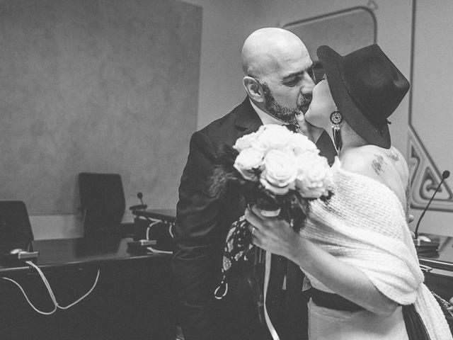 Il matrimonio di Dennis e Stefania a Capriolo, Brescia 82