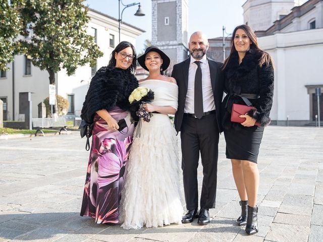 Il matrimonio di Dennis e Stefania a Capriolo, Brescia 83