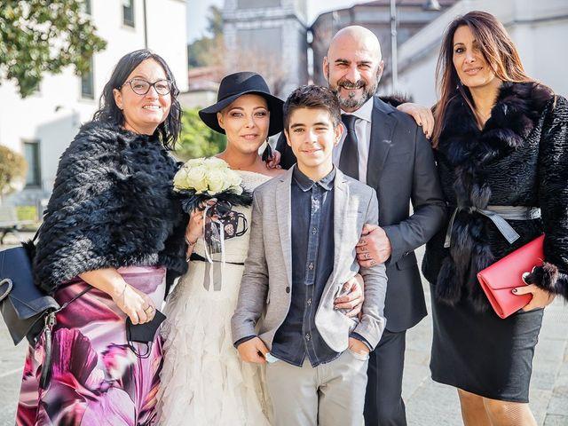 Il matrimonio di Dennis e Stefania a Capriolo, Brescia 86