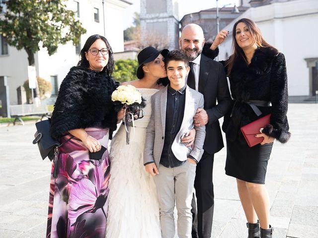 Il matrimonio di Dennis e Stefania a Capriolo, Brescia 87