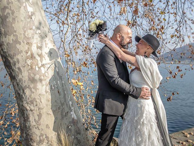Il matrimonio di Dennis e Stefania a Capriolo, Brescia 94