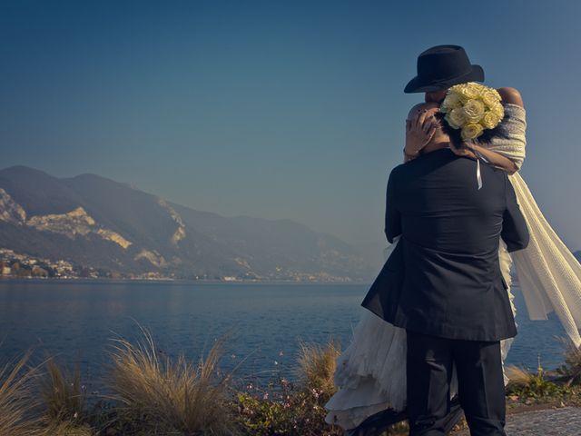 Il matrimonio di Dennis e Stefania a Capriolo, Brescia 98