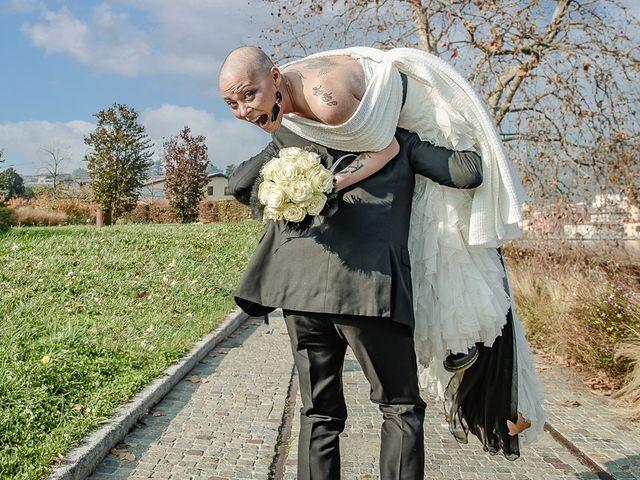 Il matrimonio di Dennis e Stefania a Capriolo, Brescia 99