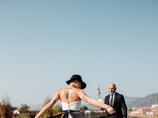 Il matrimonio di Dennis e Stefania a Capriolo, Brescia 100