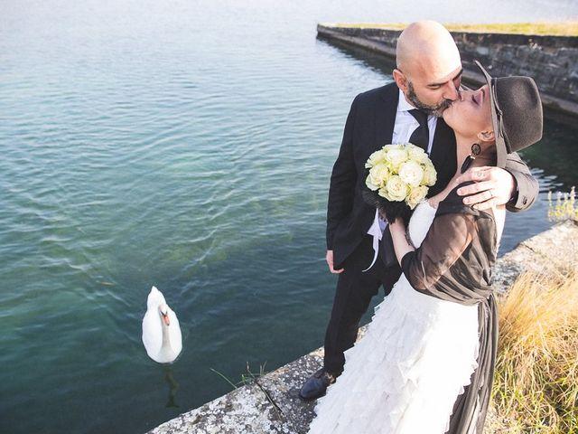 Il matrimonio di Dennis e Stefania a Capriolo, Brescia 104