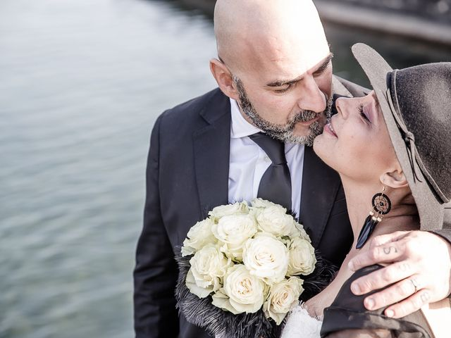Il matrimonio di Dennis e Stefania a Capriolo, Brescia 107
