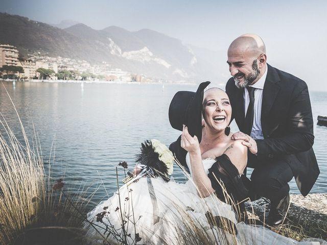 Il matrimonio di Dennis e Stefania a Capriolo, Brescia 109