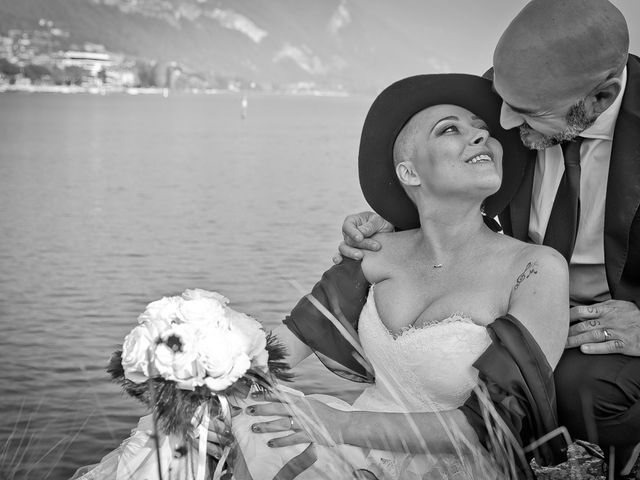 Il matrimonio di Dennis e Stefania a Capriolo, Brescia 112