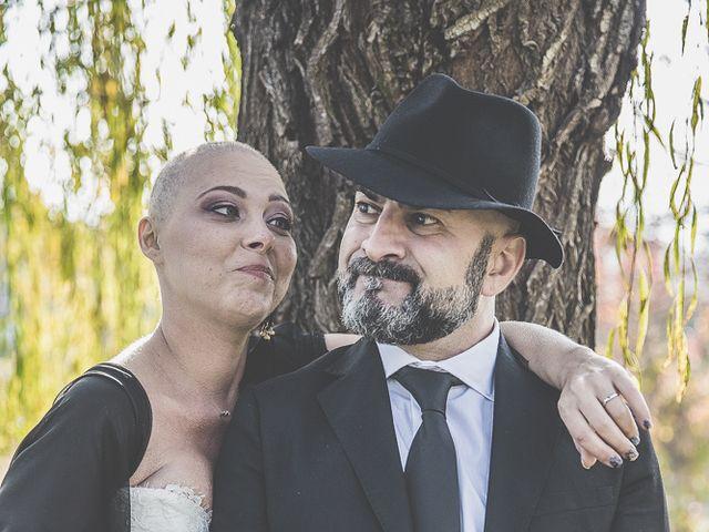 Il matrimonio di Dennis e Stefania a Capriolo, Brescia 115