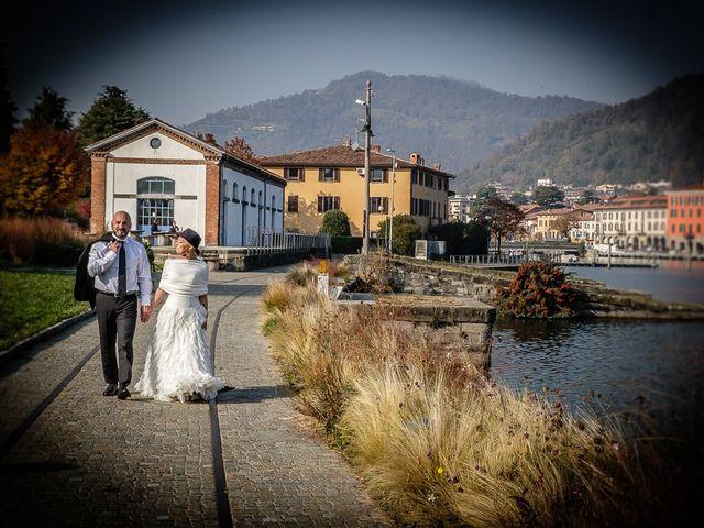 Il matrimonio di Dennis e Stefania a Capriolo, Brescia 135