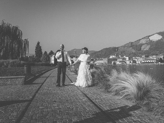 Il matrimonio di Dennis e Stefania a Capriolo, Brescia 123