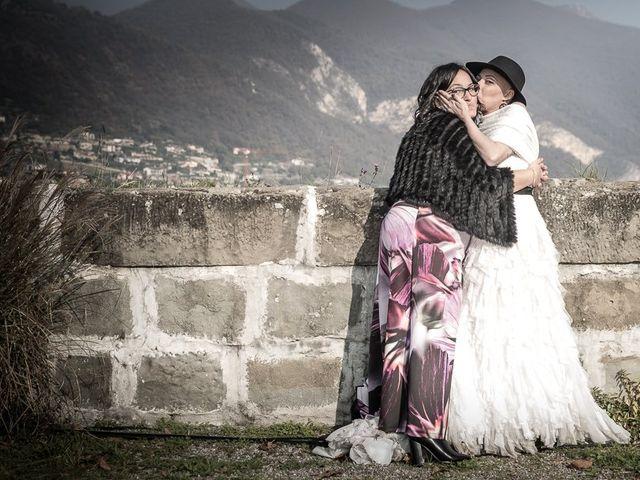 Il matrimonio di Dennis e Stefania a Capriolo, Brescia 119