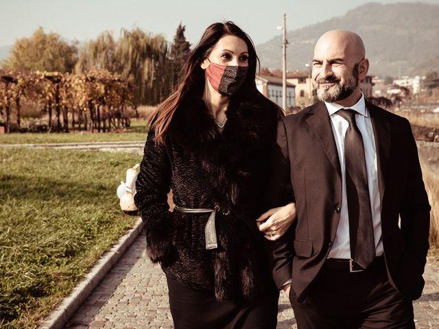Il matrimonio di Dennis e Stefania a Capriolo, Brescia 124