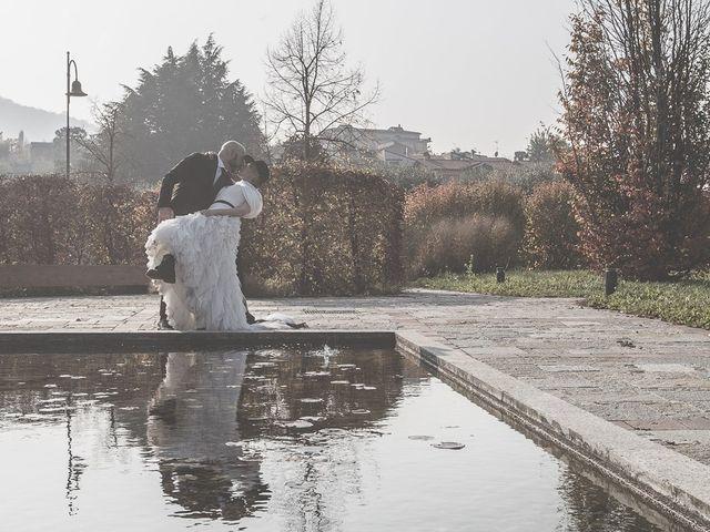 Il matrimonio di Dennis e Stefania a Capriolo, Brescia 116