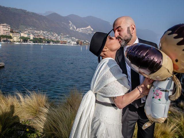 Il matrimonio di Dennis e Stefania a Capriolo, Brescia 129