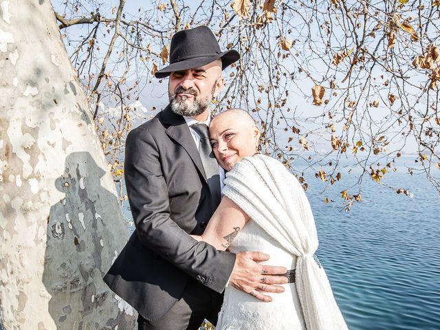 Il matrimonio di Dennis e Stefania a Capriolo, Brescia 130