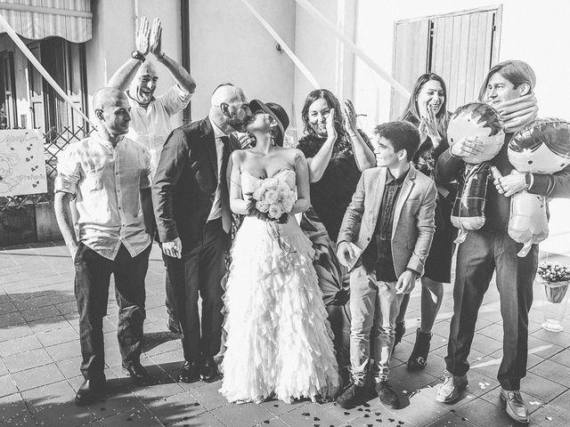 Il matrimonio di Dennis e Stefania a Capriolo, Brescia 136