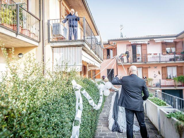 Il matrimonio di Dennis e Stefania a Capriolo, Brescia 141