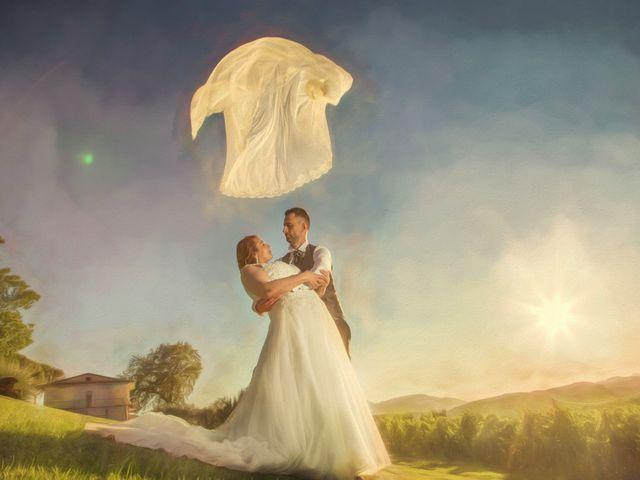 Le nozze di Mariagrazia e Luca