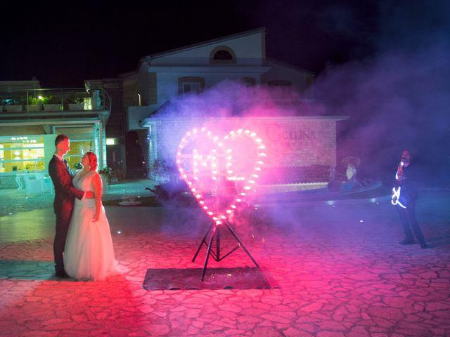 Il matrimonio di Luca e Mariagrazia a Benevento, Benevento 17