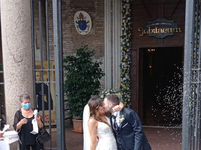 Il matrimonio di Luciano  e Eleonora  a Roma, Roma 1