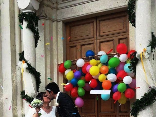 Il matrimonio di Davide e Lara a Torri di Quartesolo, Vicenza 1