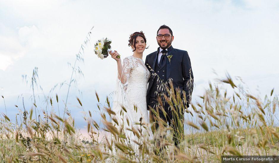 Il matrimonio di Simone e Ilaria a Matera, Matera
