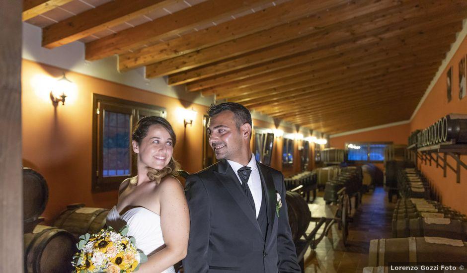 Il matrimonio di Mary e Gianni a Castelnuovo Rangone, Modena