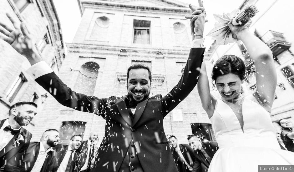 Il matrimonio di Simona e Stefano a Grottammare, Ascoli Piceno