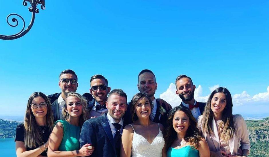 Il matrimonio di Luciano  e Eleonora  a Roma, Roma