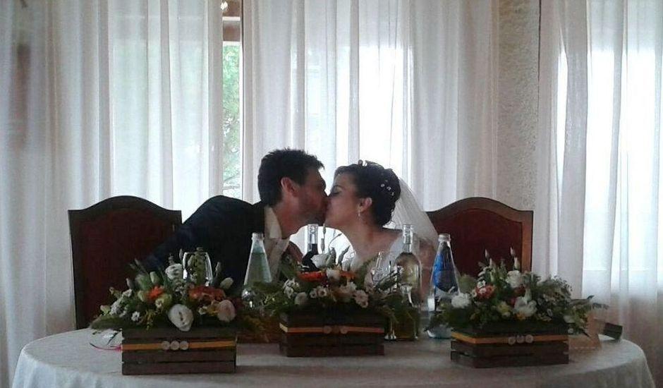 Il matrimonio di Davide e Lara a Torri di Quartesolo, Vicenza