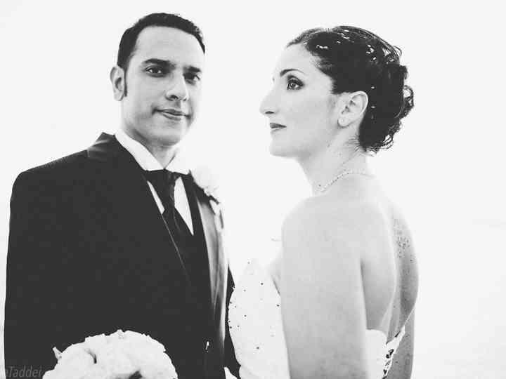 le nozze di Agnese e Nicola