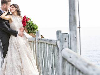 Le nozze di Luana e Antonello