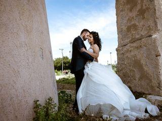 Le nozze di Carolina e Gianluca
