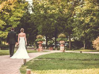 Le nozze di Aurelia e Federico